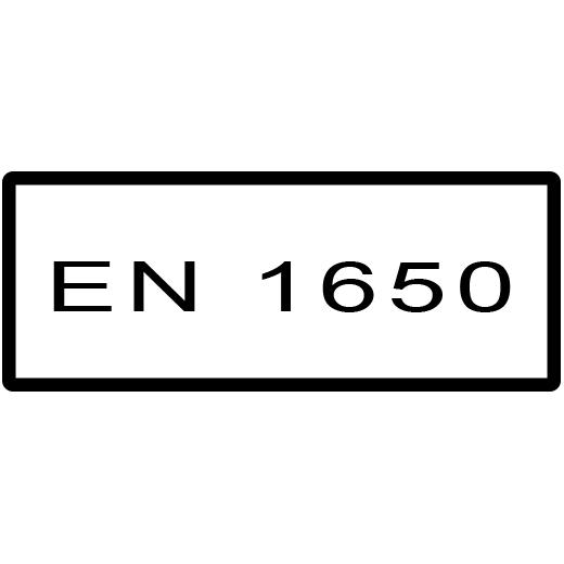 EN 1650