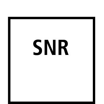 SNR-Wert