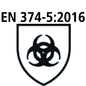 EN ISO 374-5 VIRUS